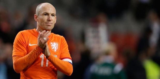 25/11 Stem op Arjen Robben