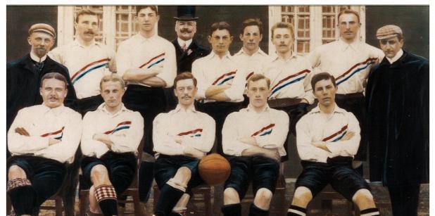 30/04 Eerste interland: 111 jaar historie