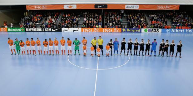 24/03 Trainingsactiviteit Jong Oranje