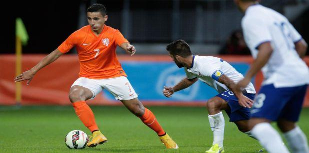 02/10 El-Ghazi in selectie Oranje