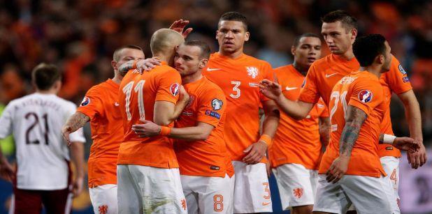 26/07 Speelschema WK-kwalificatie bekend