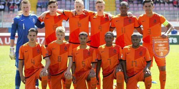 25/12 Het OranjeMoment: Onder 17 in ...