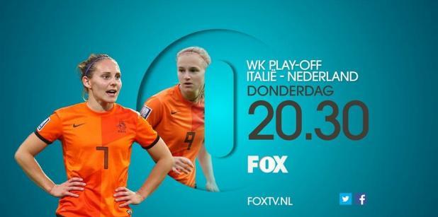 26/11 Oranjevrouwen live op FOX