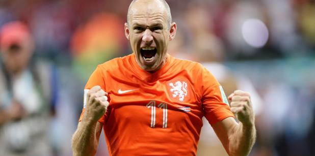 16/12 Robben is Sportman van het Jaar