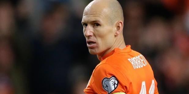 28/08 Robben nieuwe aanvoerder Oranje