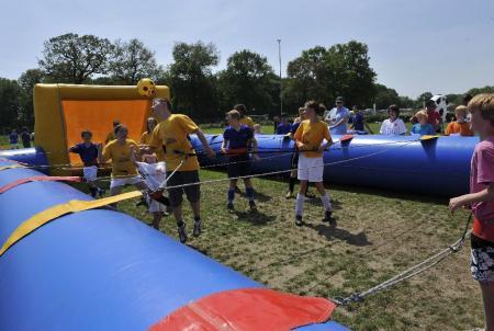 KNVB jeugd voetbaldagen
